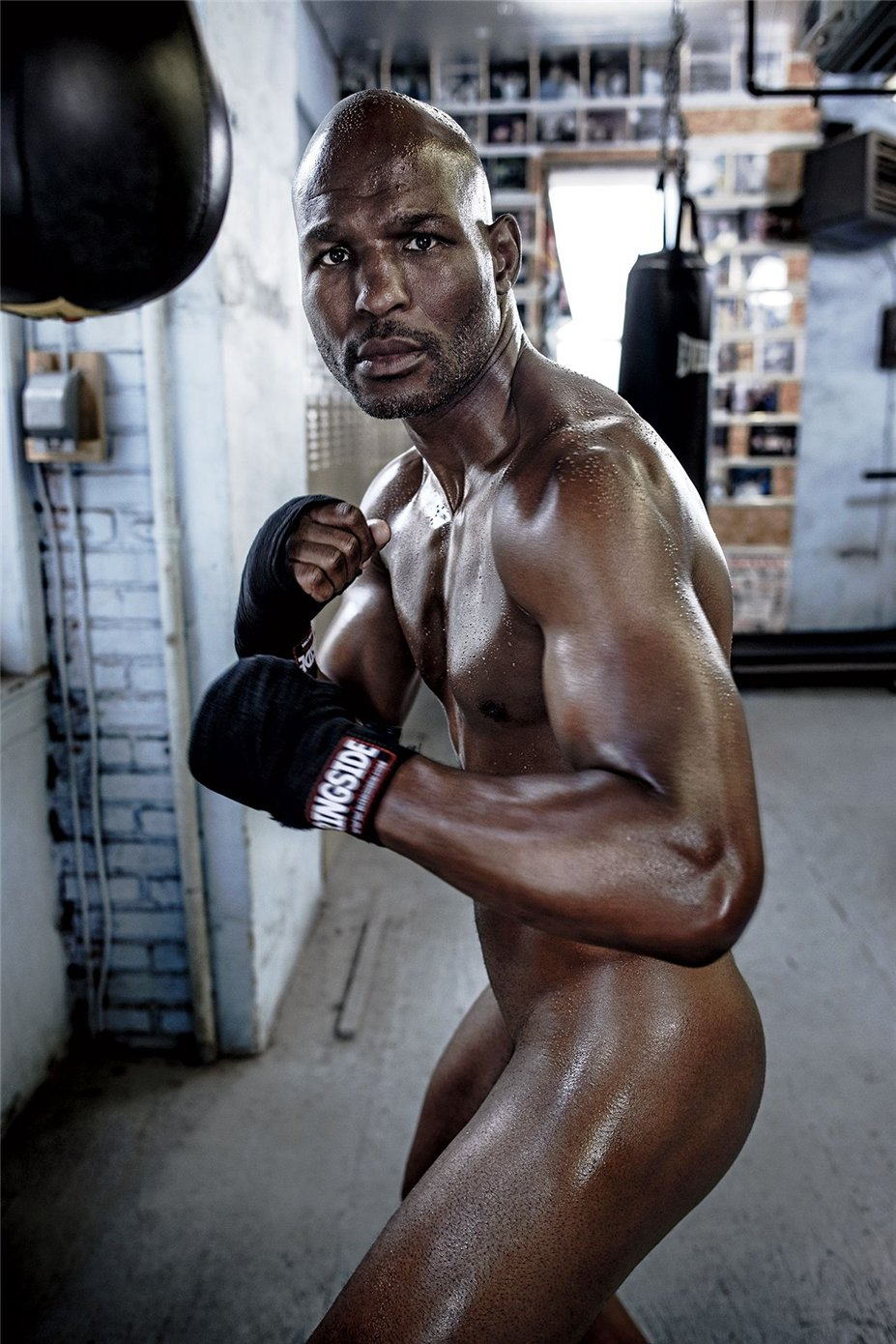 ESPN Magazine Body Issue 2014 - Bernard Hopkins / Бернард Хопкинс
