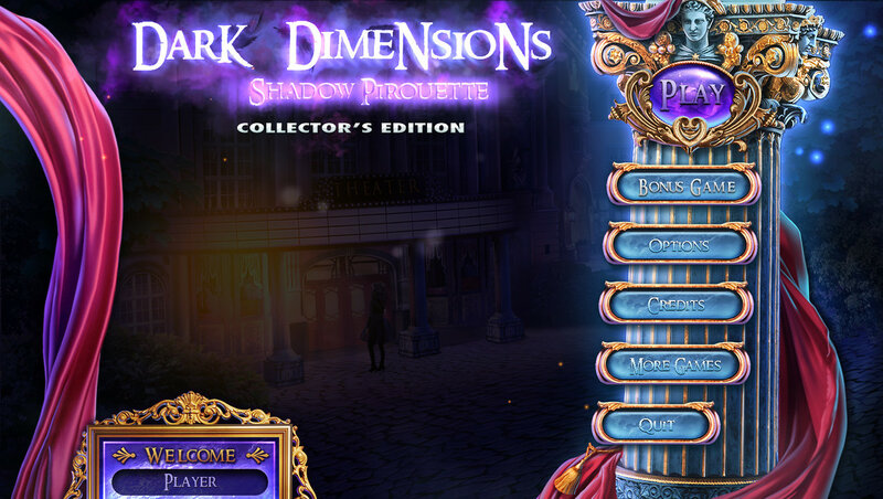Dark Dimensions: Shadow Pirouette CE