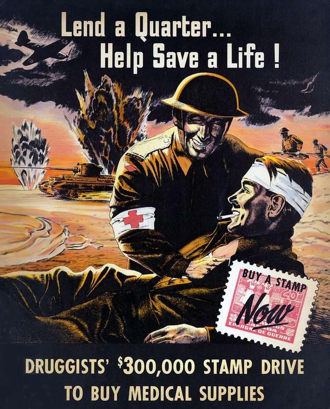 Медицинская помощь поможет спасти жизнь! (Канада)
