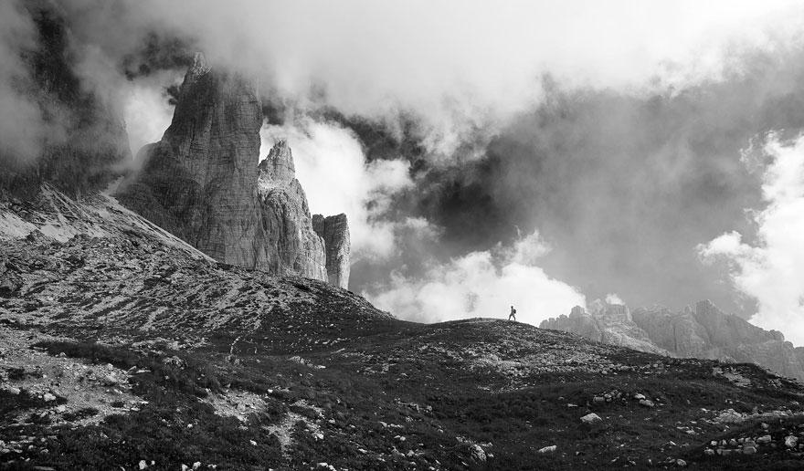 Доломитовые Альпы (Италия)