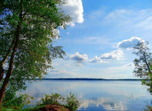На озере Рубском
