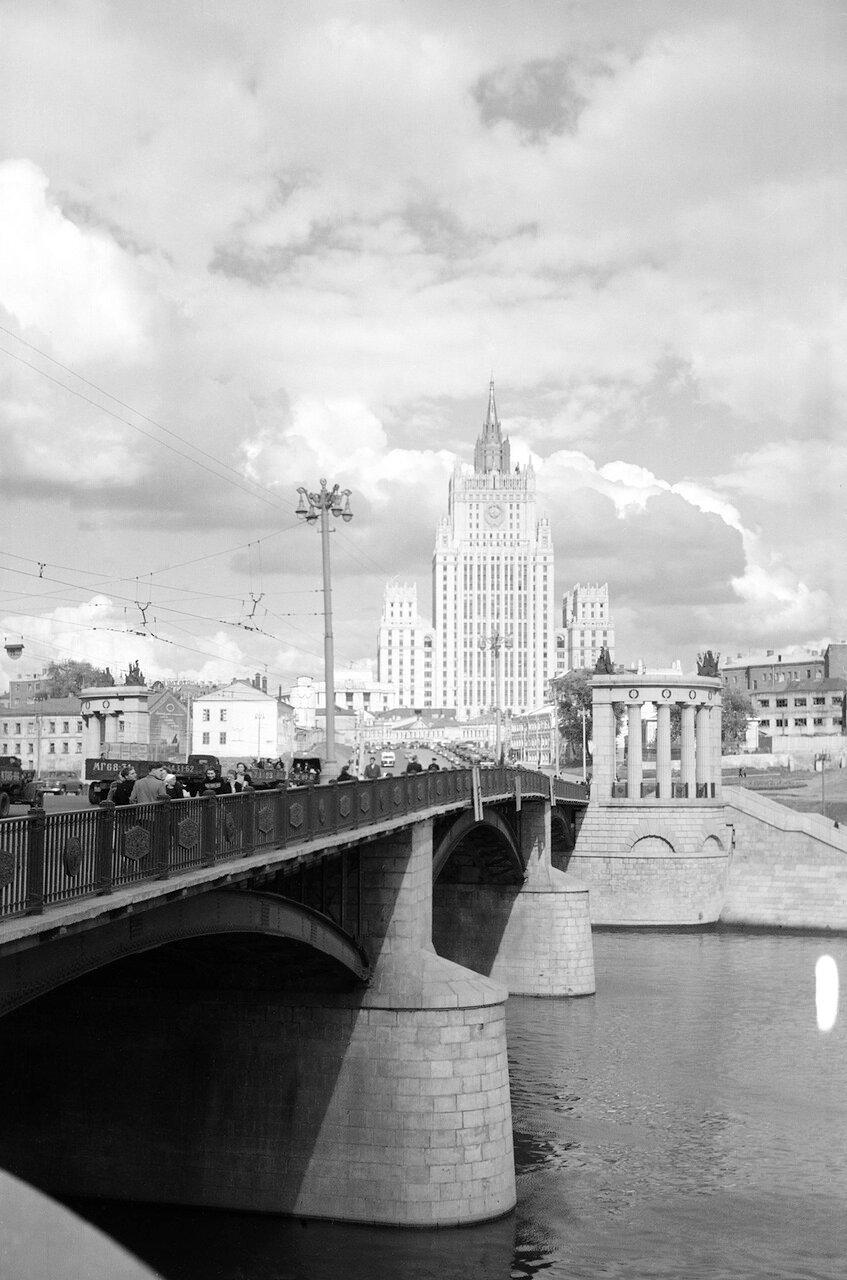 Бородинская набережная