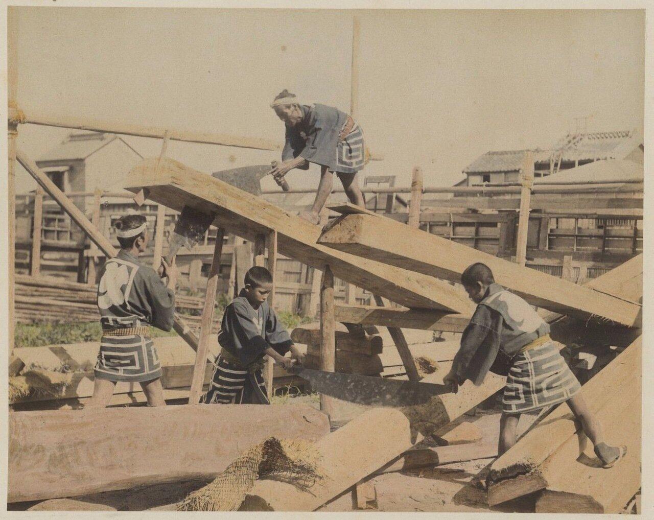 Плотники