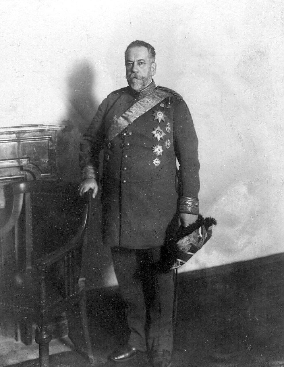 30.Сенатор, обер- прокурор 1-го департамента Сената Николай Александрович Добровольский.1914