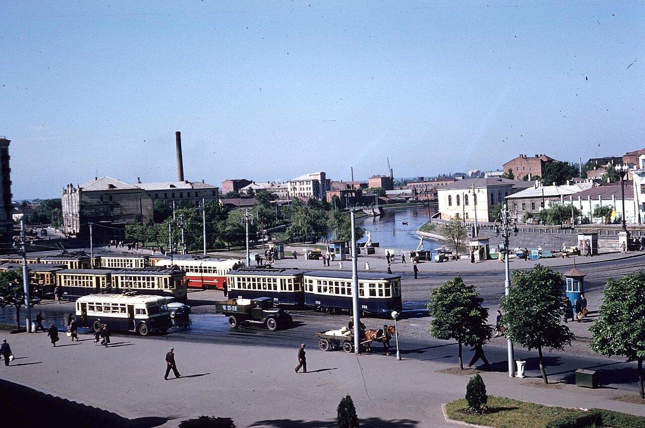 Трамваи в Харькове