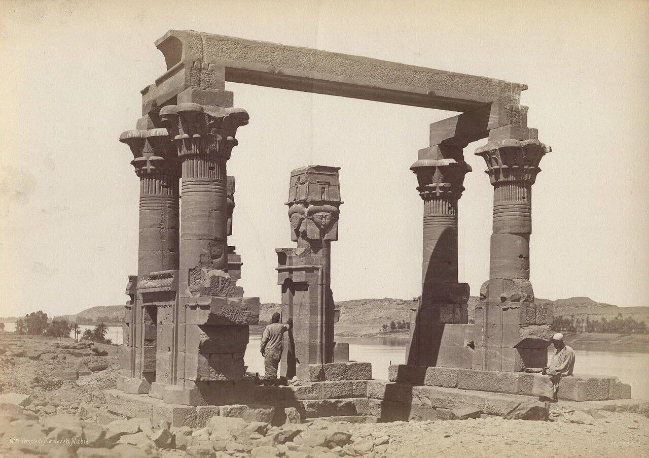 Храм  Kerdaseh