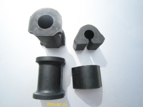 Замена втулки стабилизатора ваз 1118