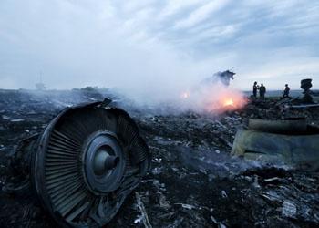 Киев передаст тела погибших в авиакатастрофе в Нидерланды