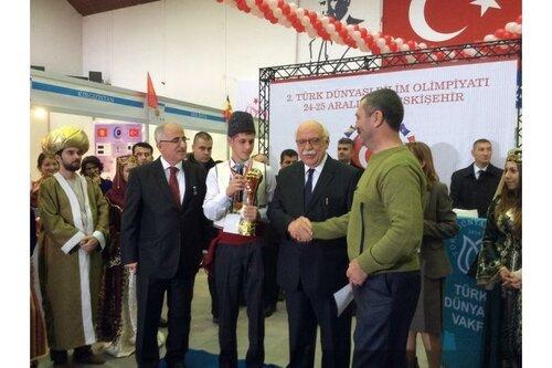 Ученик из Гагаузии выйграл Международную олимпиаду в Турции