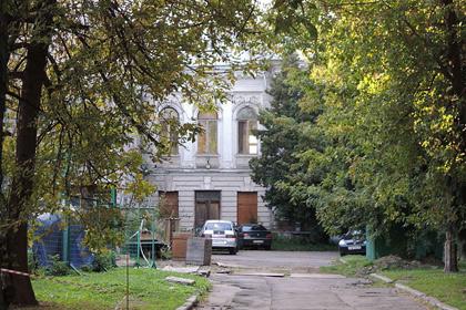 Усадьба Вяземских-Долгоруковых будет реконструирована с минимальным сносом