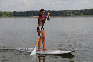Июль 2014: соревнования по SUP серфингу