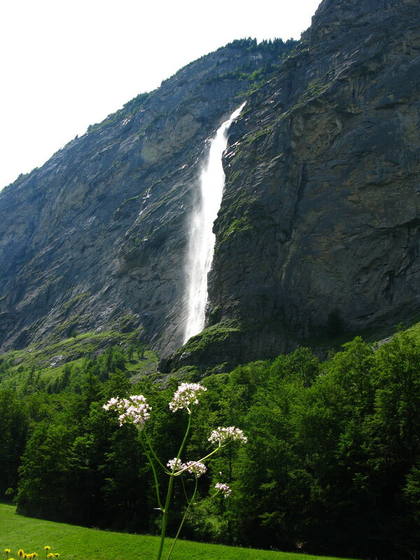 И еще водопадик:)