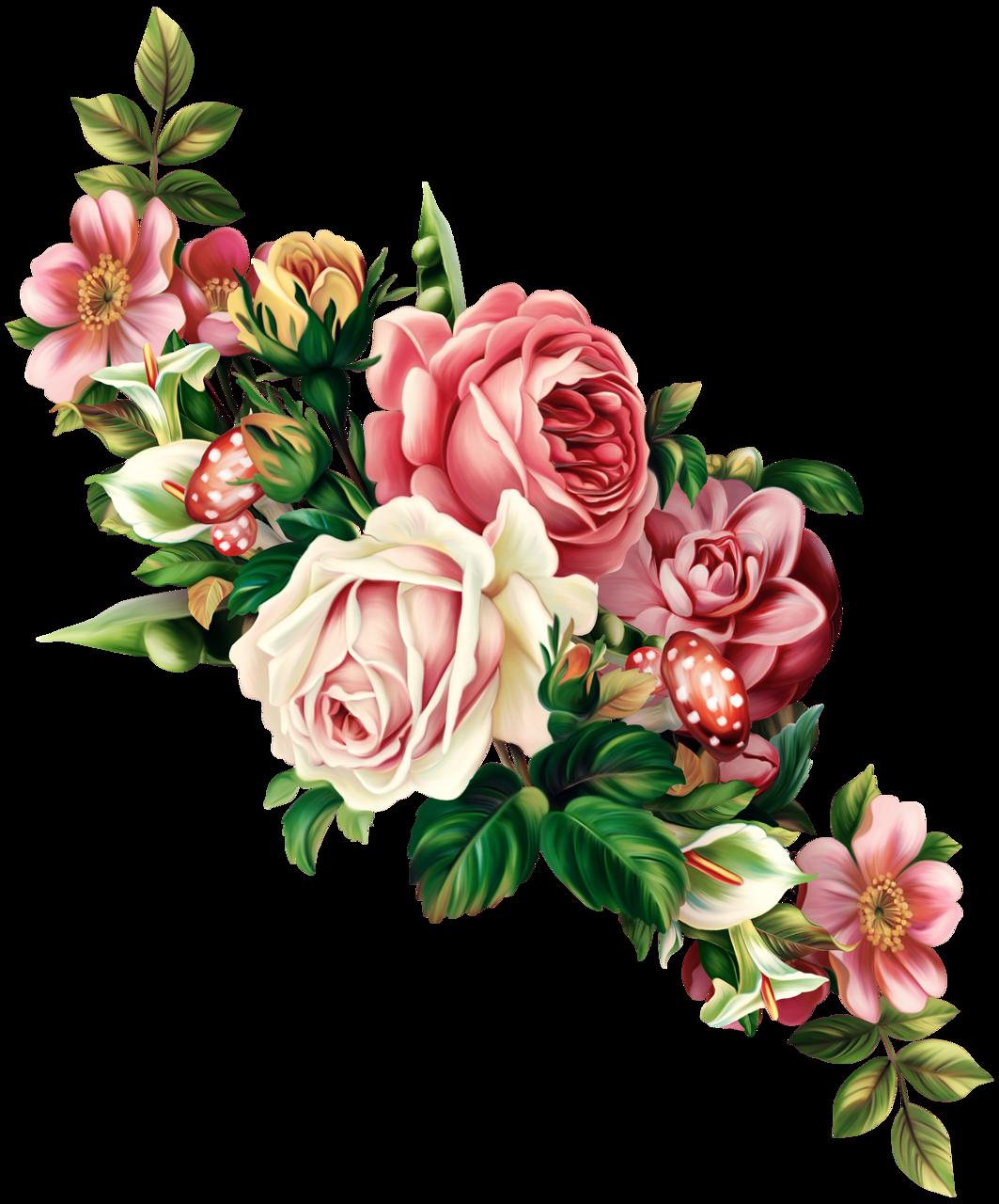 flower clip art flower images mycutegraphics - 736×886
