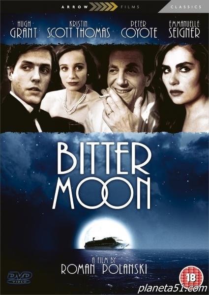 Горькая луна / Bitter Moon (1992/DVDRip)