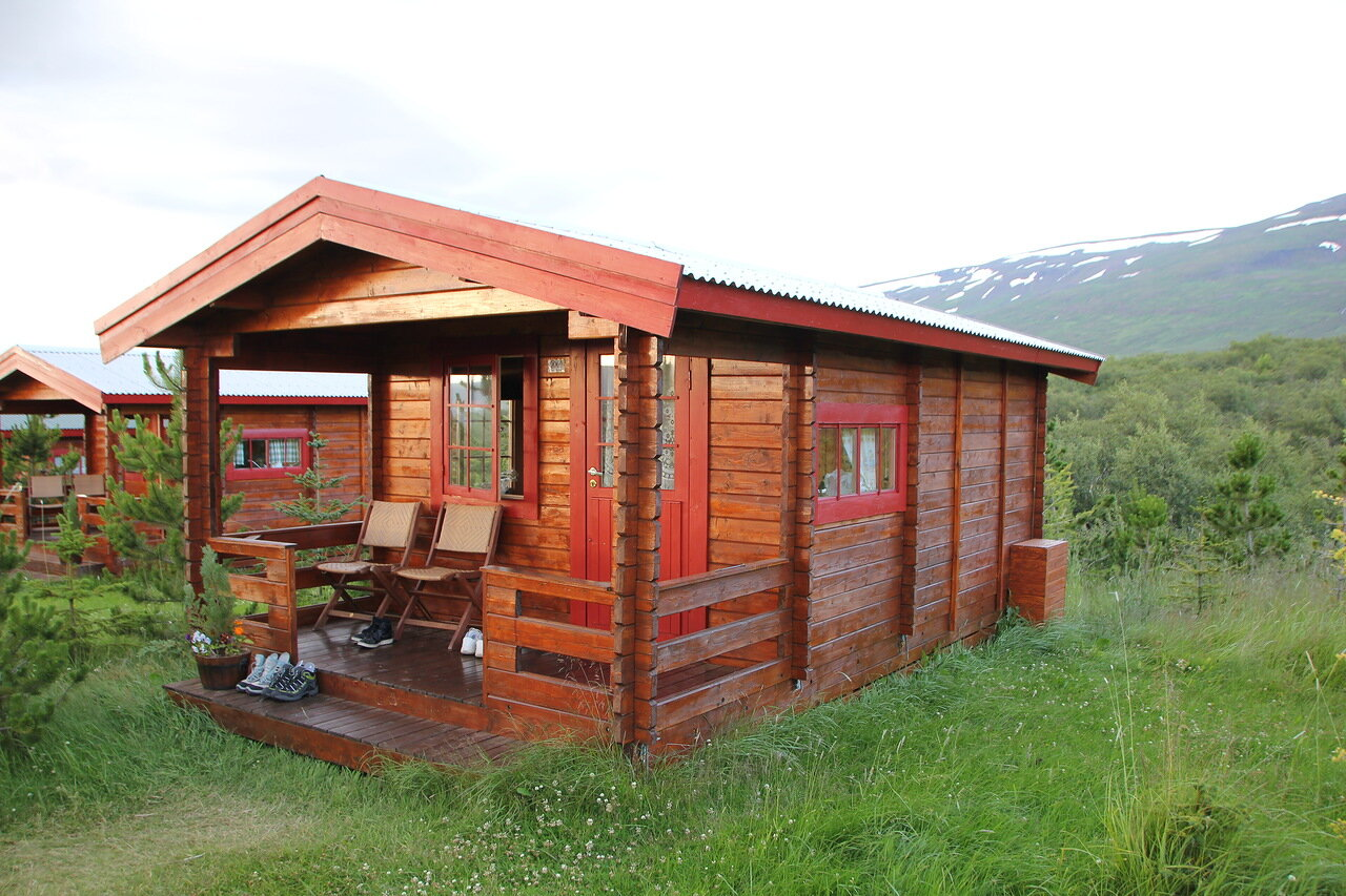 Эгильсстадир, Stora Sandfell Rooms and Cottages