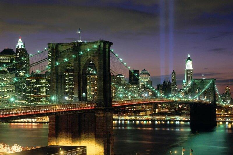 Красивые фотографии Нью-Йорка