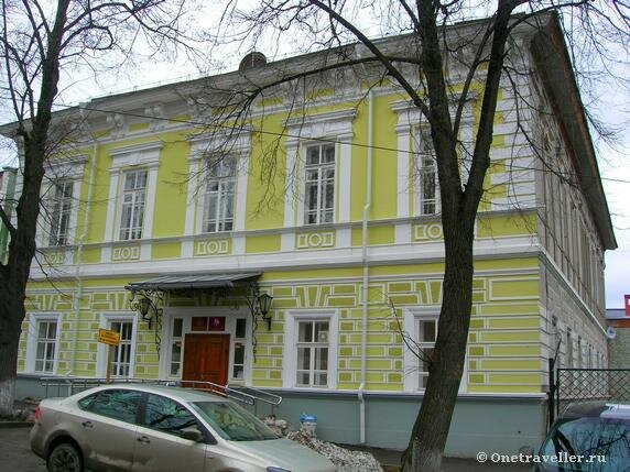 Пермь. Духовная консистория (1843 г.)