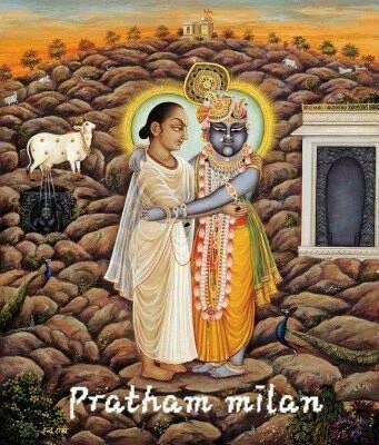Шри Кришна, - образ, исполняющий желания