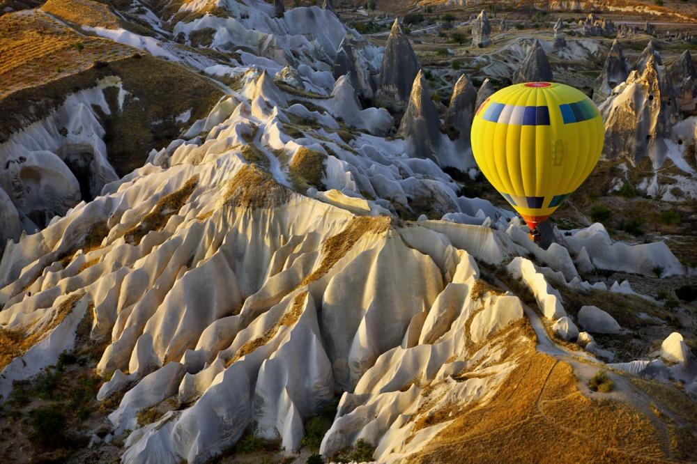 ©J ose Paulo Akan Каппадокия— античное название местности натерритории Турции, которое употребляе