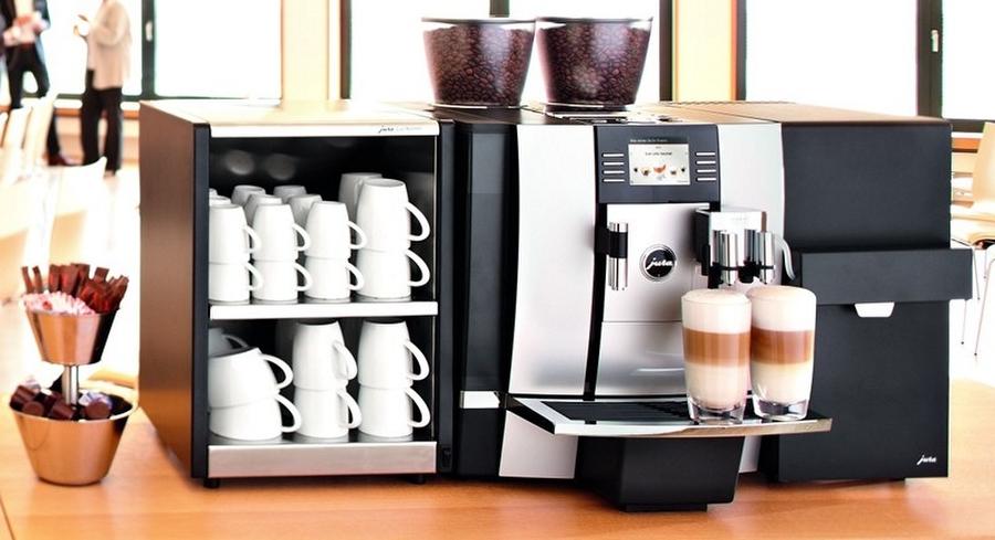 Эксплуатация автоматической кофемашины практически не требует ухода. Однако все кофемашины рано или