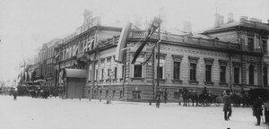 Здание Германского посольства до перестройки.