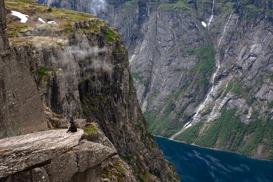 Норвегия, Язык Тролля