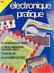 Журнал Electronique Pratique №66