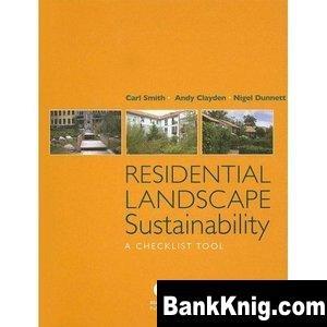 Книга Residential Landscape Sustainability: A Checklist Tool pdf 14,3Мб