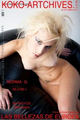 Журнал Журнал Koko-artchives - 2011-10-20 - Norma S - Sillon, Part 1