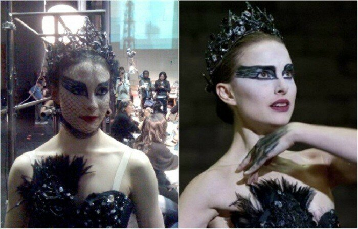 Sarah Lane - американская балерина, дублерша актрисы Natalie Portman.
