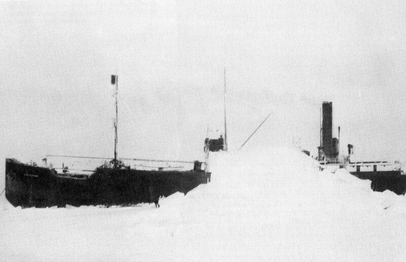 «Бэйчимо» — неуловимый корабль-призрак