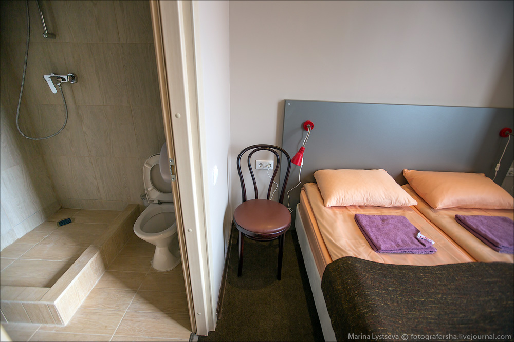 Privet hostel, хостел Привет