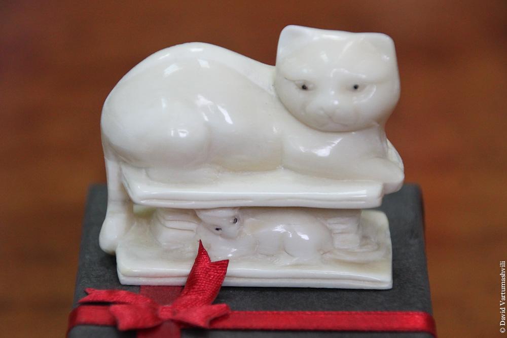 Норильский кот, подарок на д/р