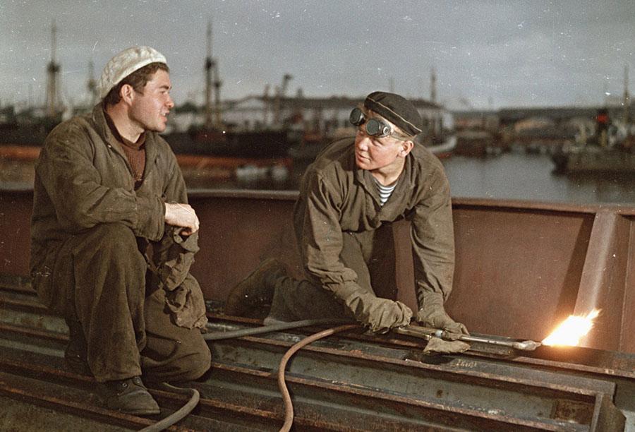 Архангельск. Люди 1958 5.jpg