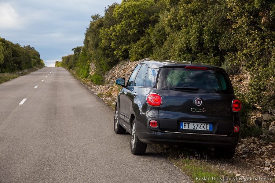 FIAT 500L XL