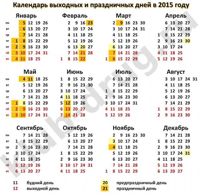 Выходные на новый год 2017 2017 в россии как отдыхаем календарь
