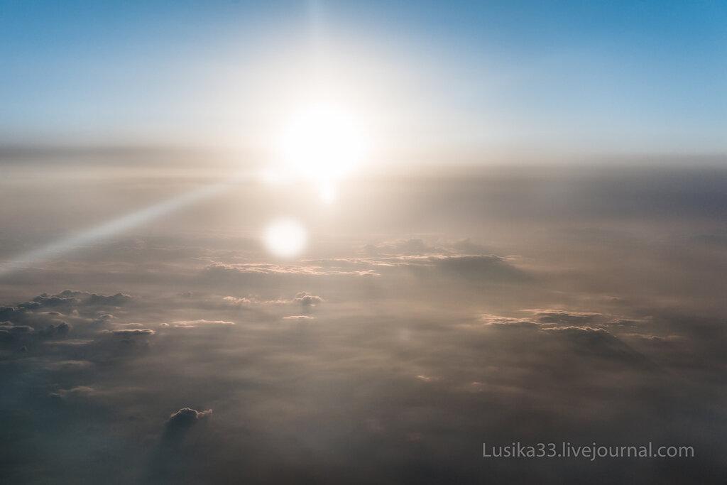 Курилы, Парамушир, Вулкан Эбеко