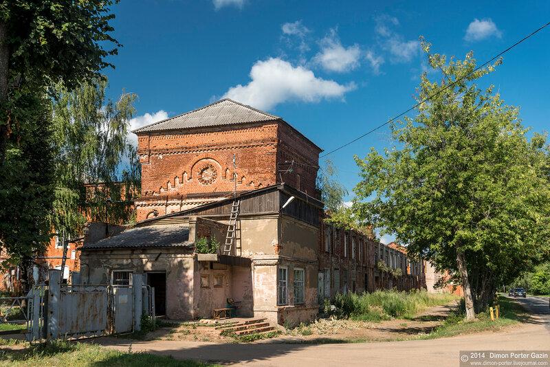 Замок купца Понизовкина