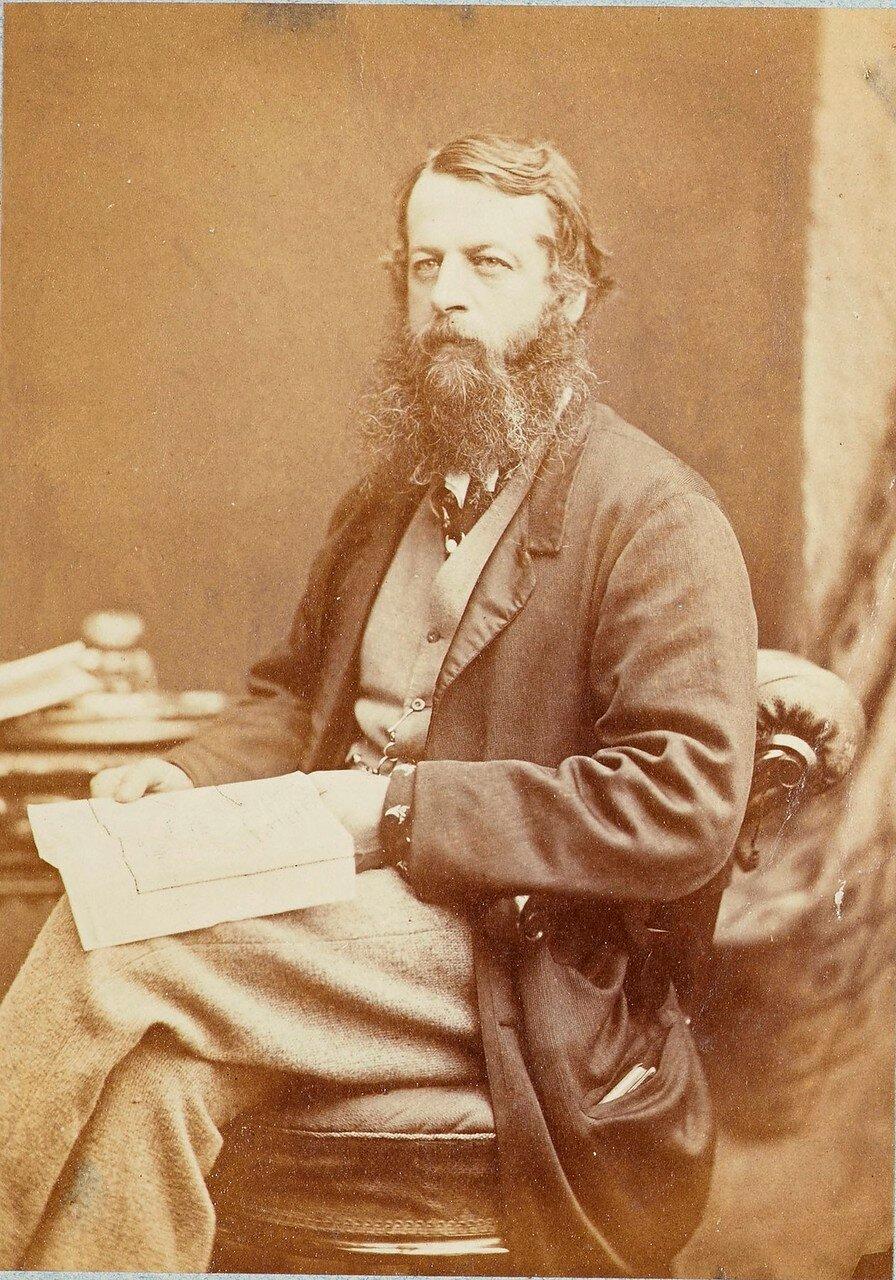 140. Джордж Сазерленд-Левесон-Гоуэр (1828—1892), третий герцог Сазерленд