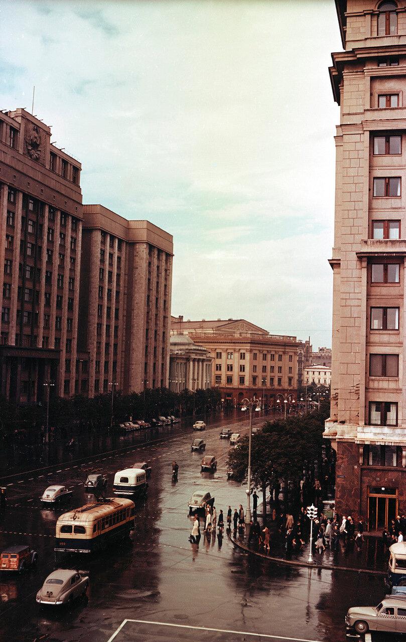 Здание Госплана СССР на Охотном ряду