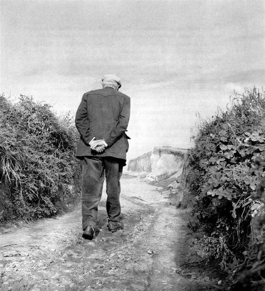 1953. Жорж Брак  в Варанжевиле