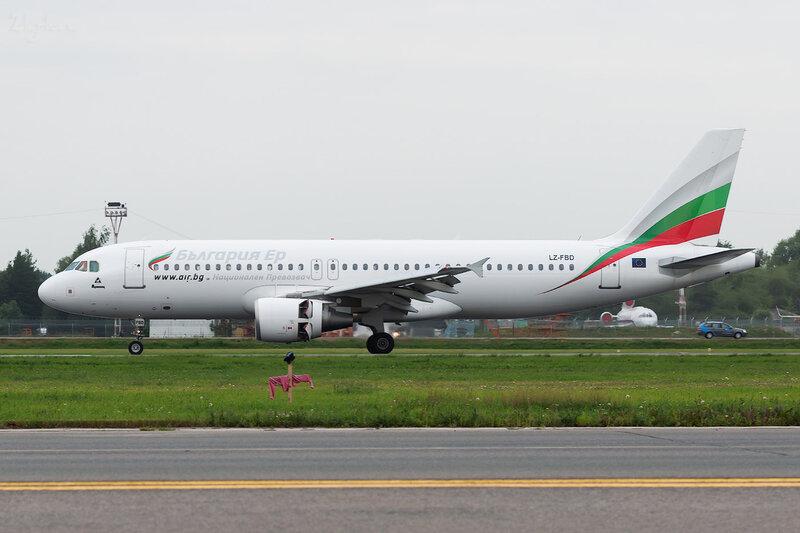 Airbus A320-214 (LZ-FBD) Bulgaria Air DSC1733