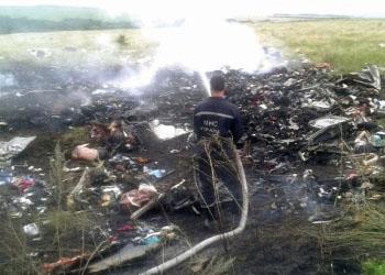 На борту упавшего на Украине самолета не было граждан Молдовы