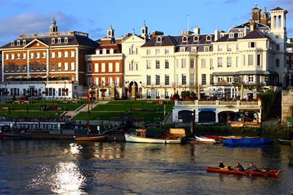 В Лондоне стали охотнее приобретать элитное жилье