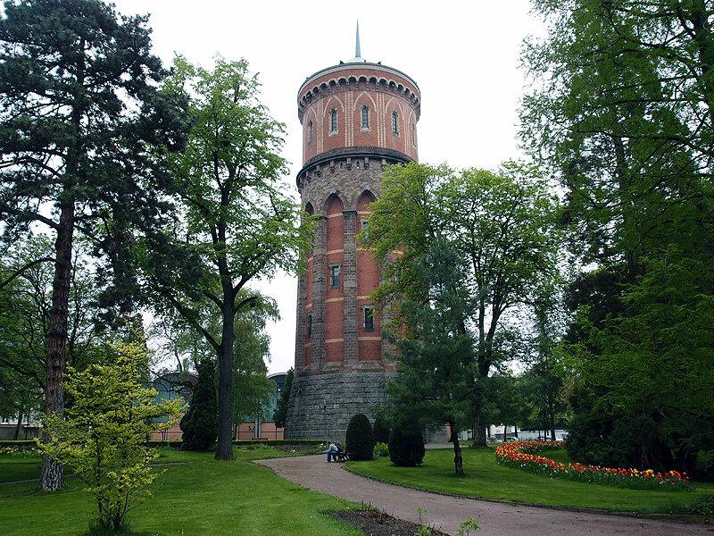 Водонапорная башня лимассол супер