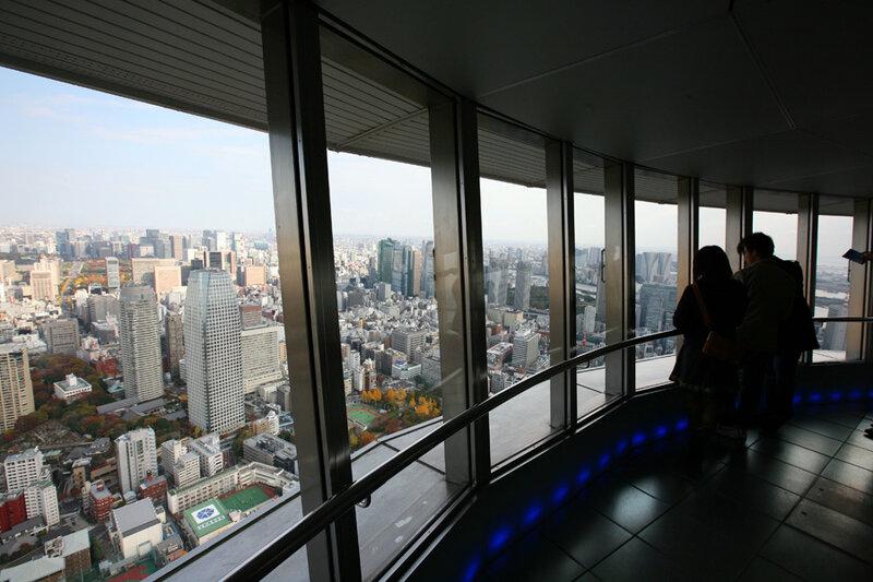 Токийская телебашня (фото)