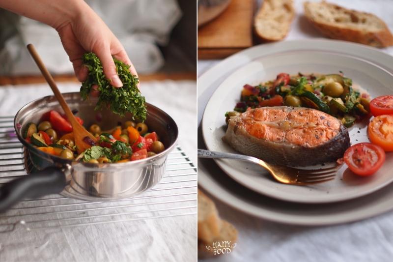 Рыба в посуде iCook от Амвэй за 15 минут - ассники