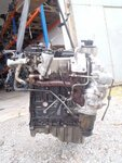Двигатель CDCA 2.0 л, 163 л/с на VOLKSWAGEN. Гарантия. Из ЕС.