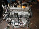 Двигатель Z16YNG 1.6 л, 92 л/с на OPEL. Гарантия. Из ЕС.