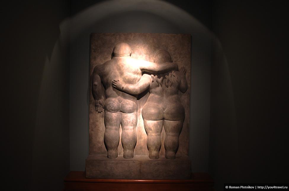 0 181a75 70ec300e orig День 203 205. Самые роскошные музеи в Боготе – это Музей Золота, Музей Ботеро, Монетный двор и Музей Полиции (музейный weekend)